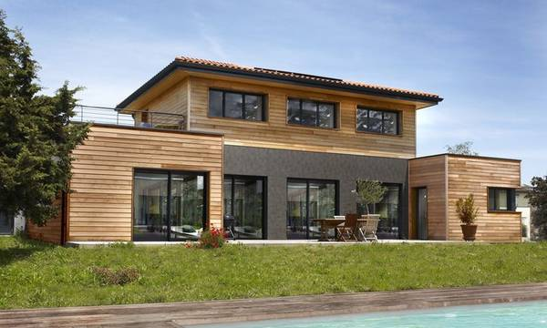 maison en bois devis