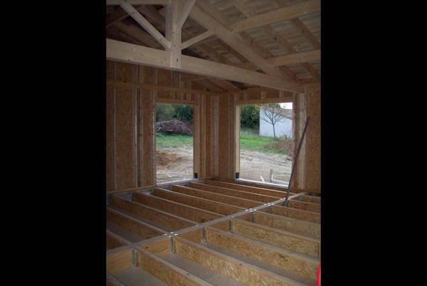 devis maison en bois