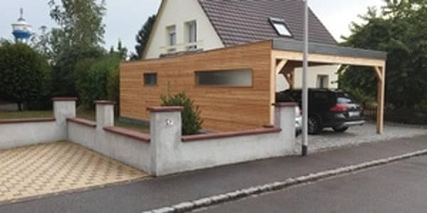 devis de maison en bois