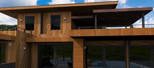 devis construction maison en bois