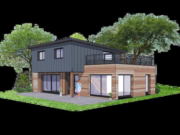 devis construction maison ossature bois