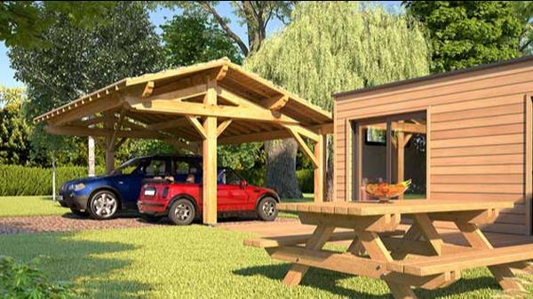 devis maison bois kit