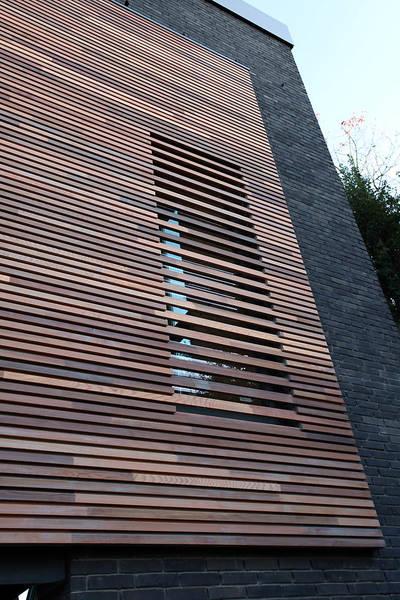 bardage bois en claire voie exemple de devis