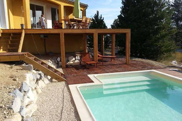 devis pour une terrasse en bois
