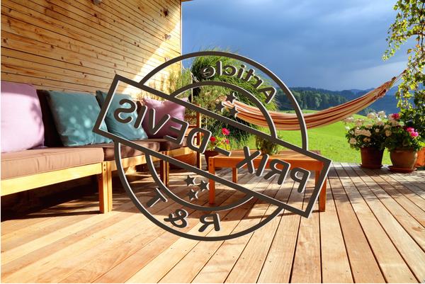 devis pour terrasse en bois