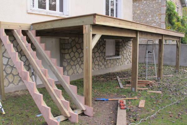devis en ligne terrasse bois