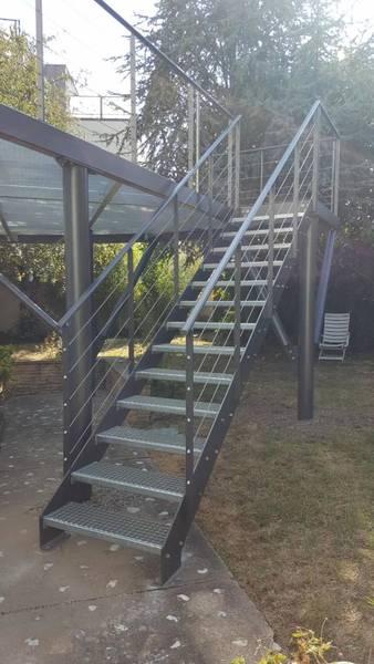 devis escalier interieur