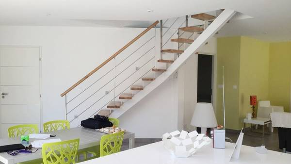 exemple devis peinture escalier