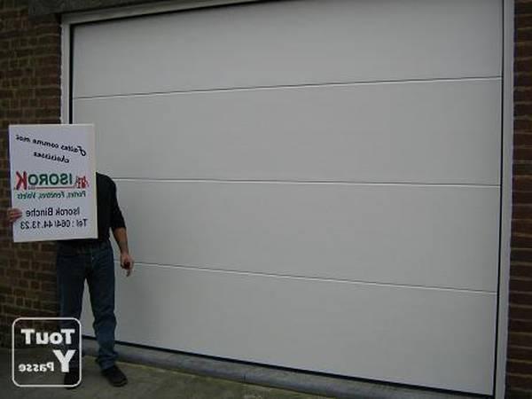 offre de porte de garage